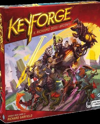Keyforge il richiamo degli arconti immagine scatola