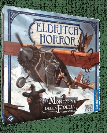 Eldritch Horror - Espansione LE MONTAGNE DELLA FOLLIA