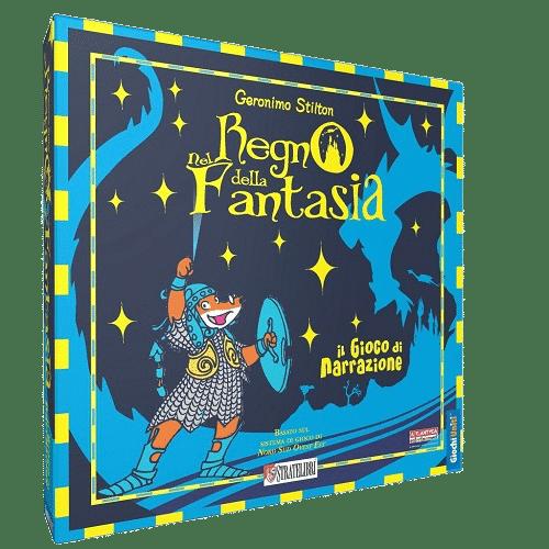 Geronimo Stilton - Nel Regno della Fantasia
