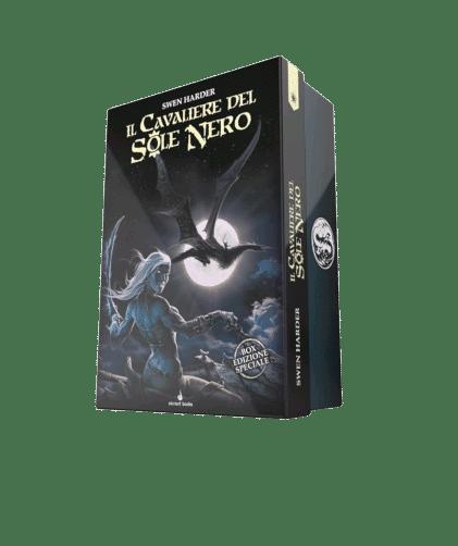 Il Cavaliere del Sole Nero - Cofanetto edizione speciale LIMITATA