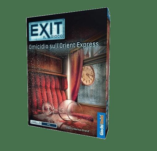 EXIT - Omicidio Sull' Orient Express