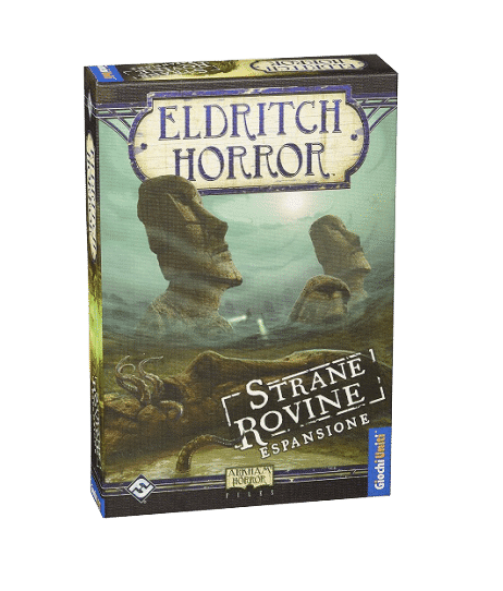 Eldritch Horror - Espansione STRANE ROVINE