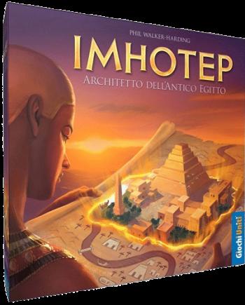 Imhotep - Architetto del Antico Egitto