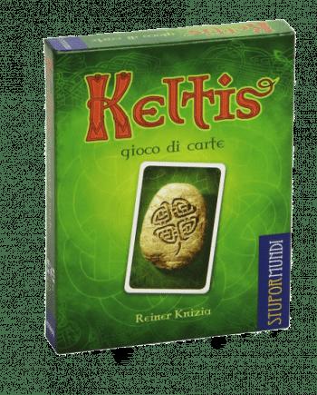 Keltis - il gioco di carte
