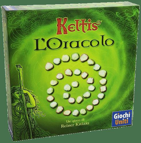 Keltis - L'Oracolo