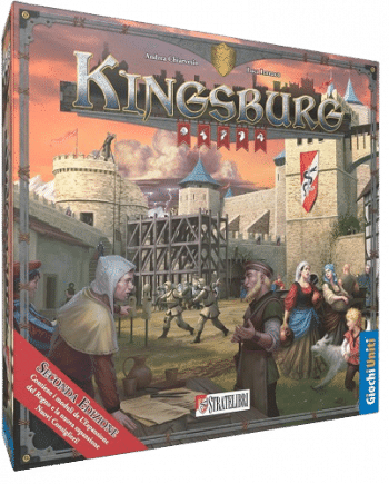 Kingsburg - deluxe edition