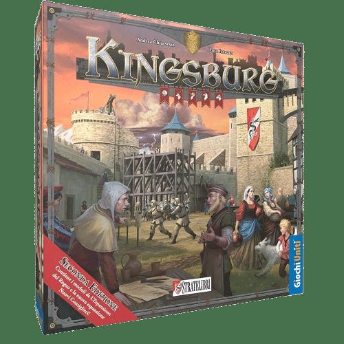 Kingsburg - deluxe edition